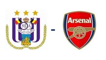 Anderlecht - Arsenal FC
