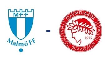 Malmö FF - Olympiakos