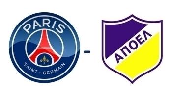 Paris Saint-Germain - APOEL Nicosia