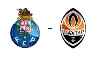 FC Porto - Shakhtar Donetsk