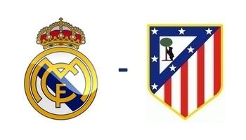 Real Madrid - Atletico Madrid - kvartfinale