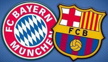 Bayern München - FC Barcelona