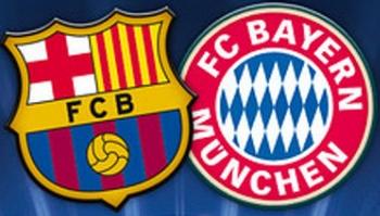 FC Barcelona - Bayern München - Champions League