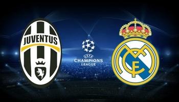 Juventus - Real Madrid - Champions League-optakt